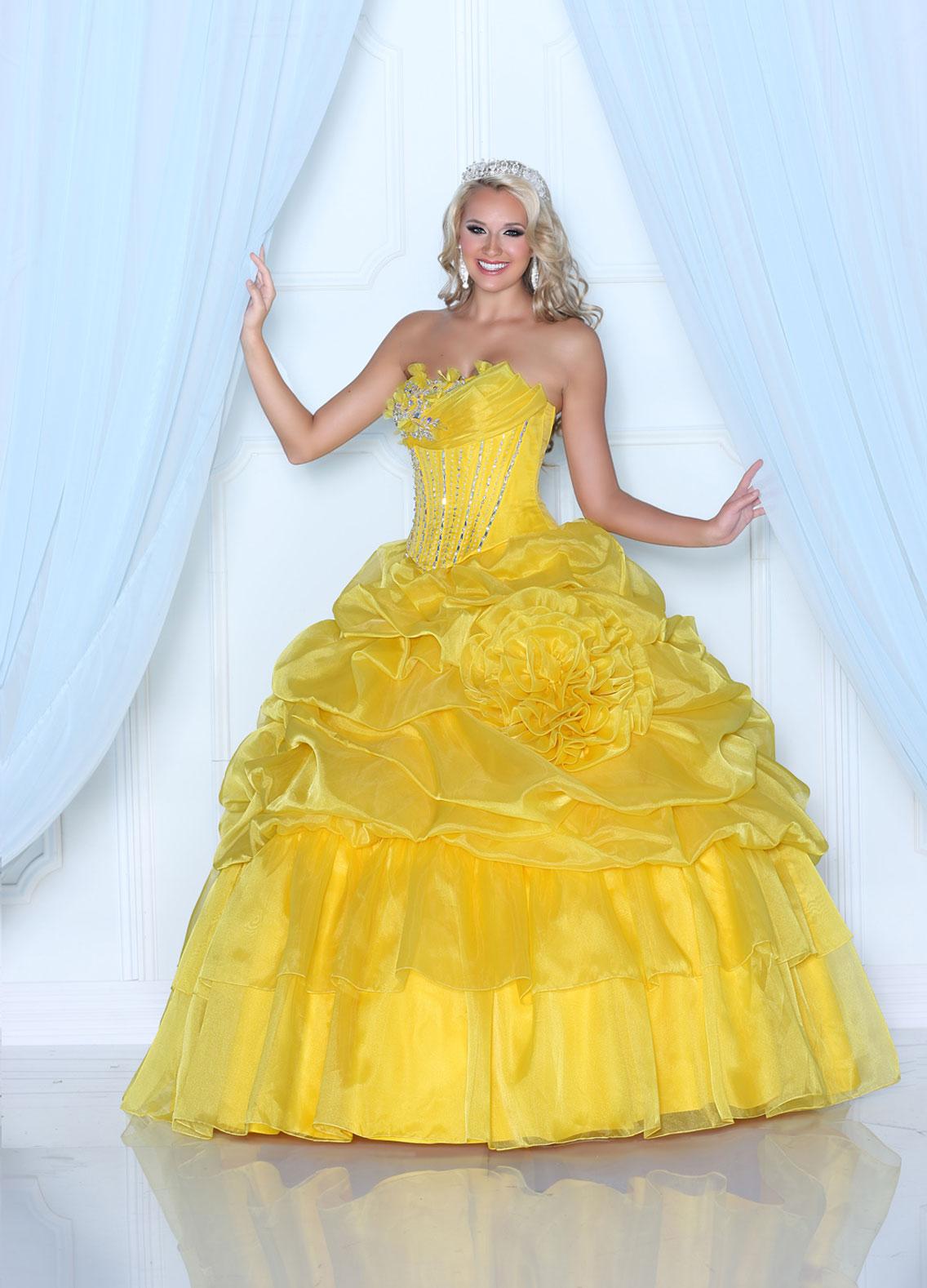 Davinci Quinceanera Dresses 80199