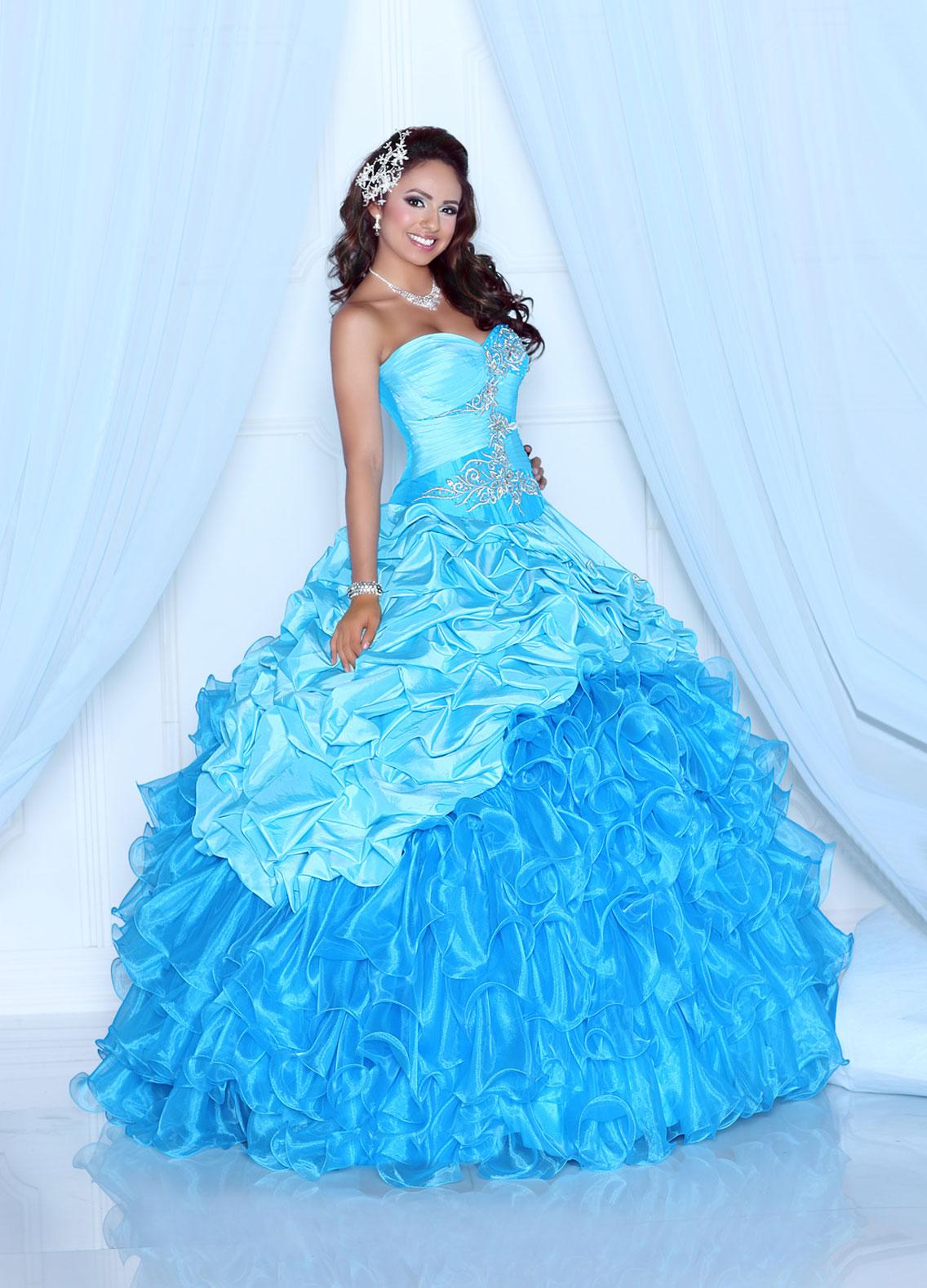 Davinci Quinceanera Dresses 80204