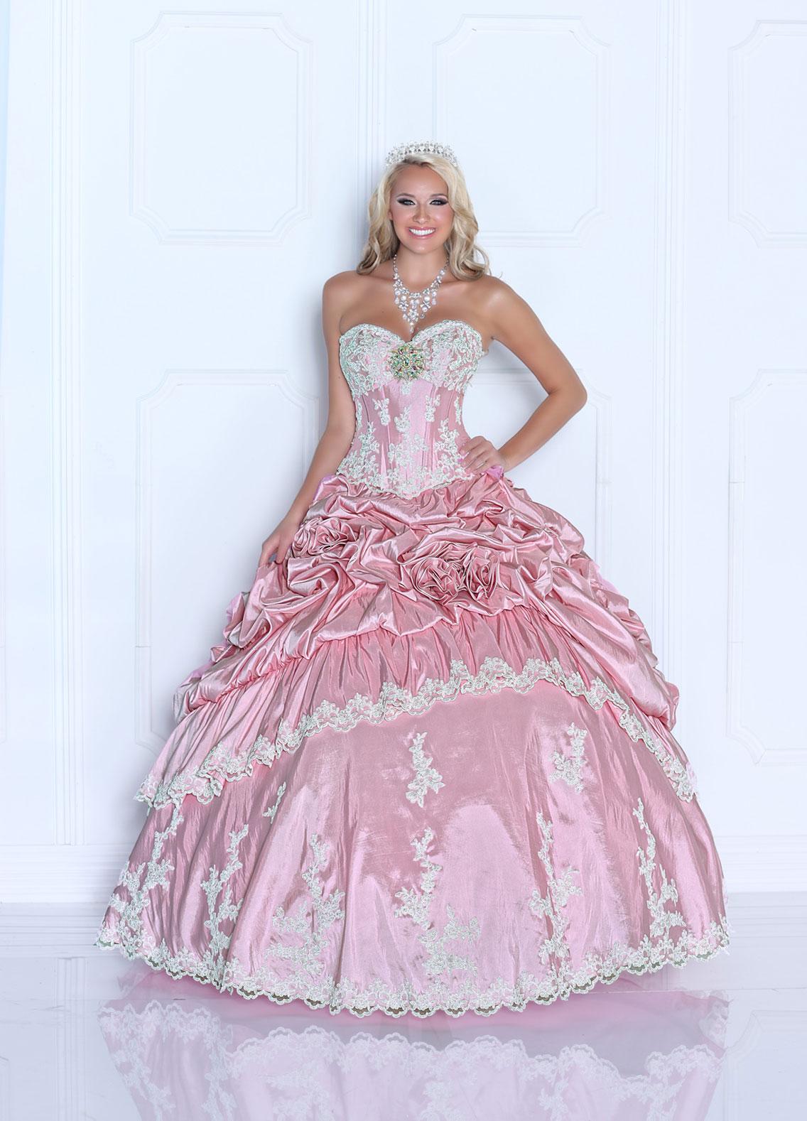Davinci Quinceanera Dresses 80211