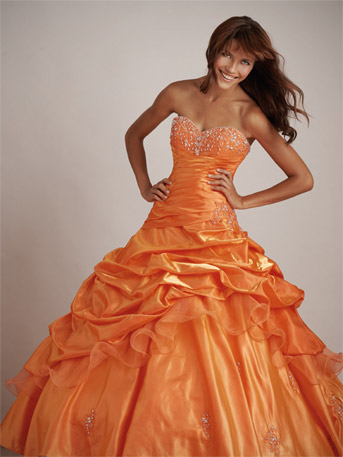 Allure Quinceanera Dresses in Houston