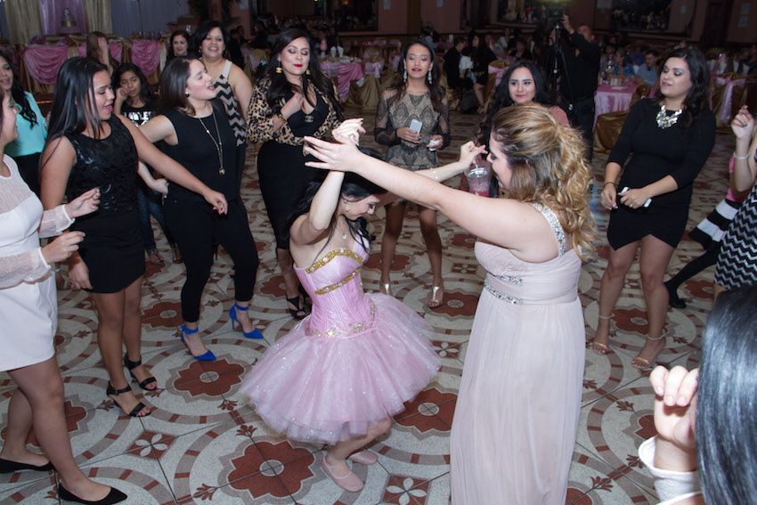 Angelina Diaz Quince A 241 Os Celebration My Houston Quinceanera