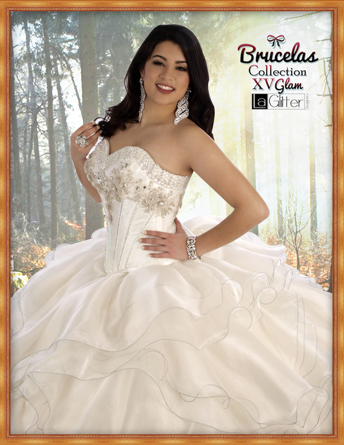 La Glitter Quinceanera Dresses Dallas | Quinceanera Dresses DFW | 15 ...