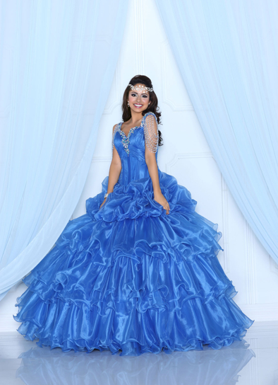 Davinci Quinceanera Dress