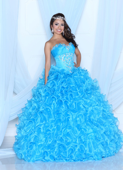 Davinci Quinceanera Dress 80194