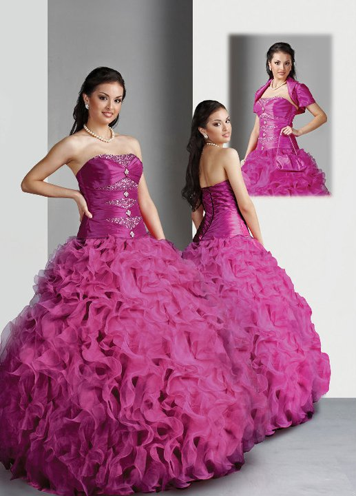 Quinceanera Dresses in Houston