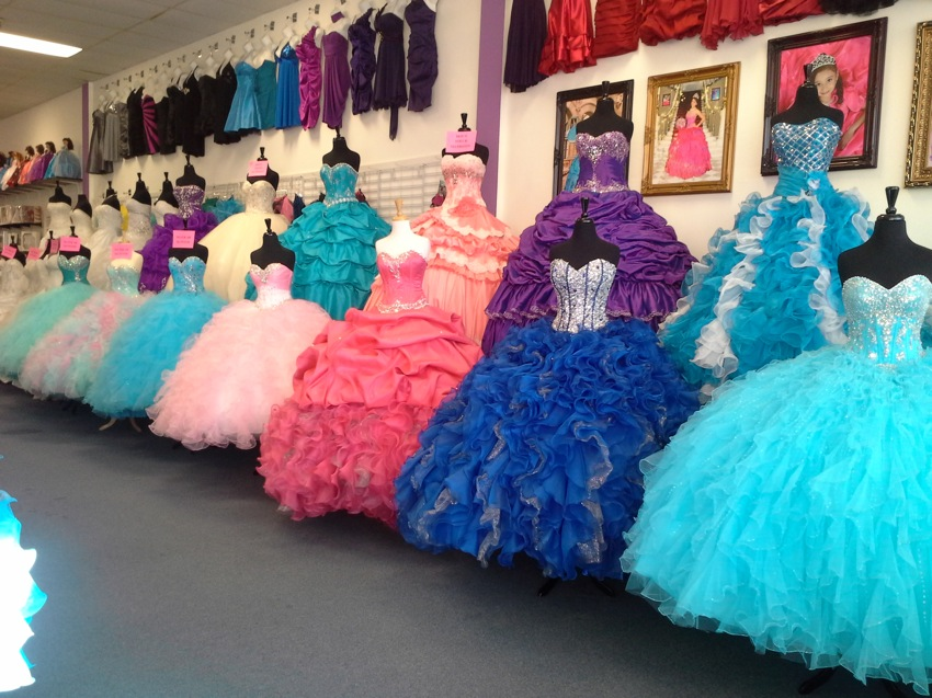 15 Anos Dresses Pink: Quinceanera Dresses In Houston