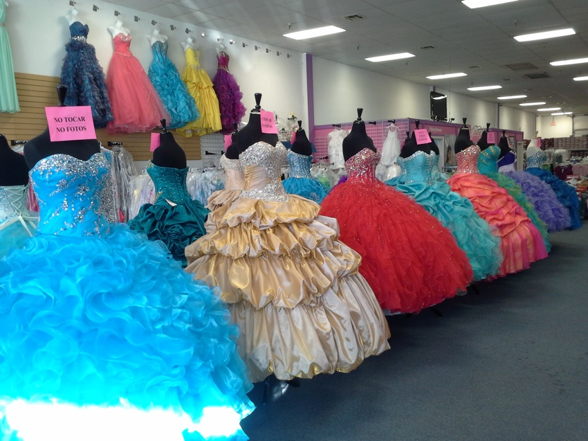 Lucrecia Fashion Quinceanera Dresses