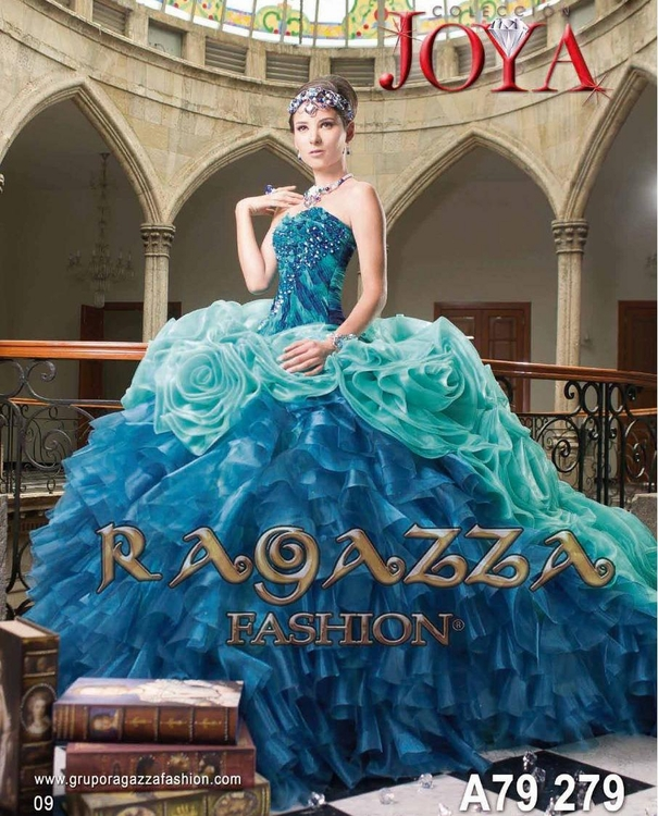 Ragazza Quinceanera Dresses