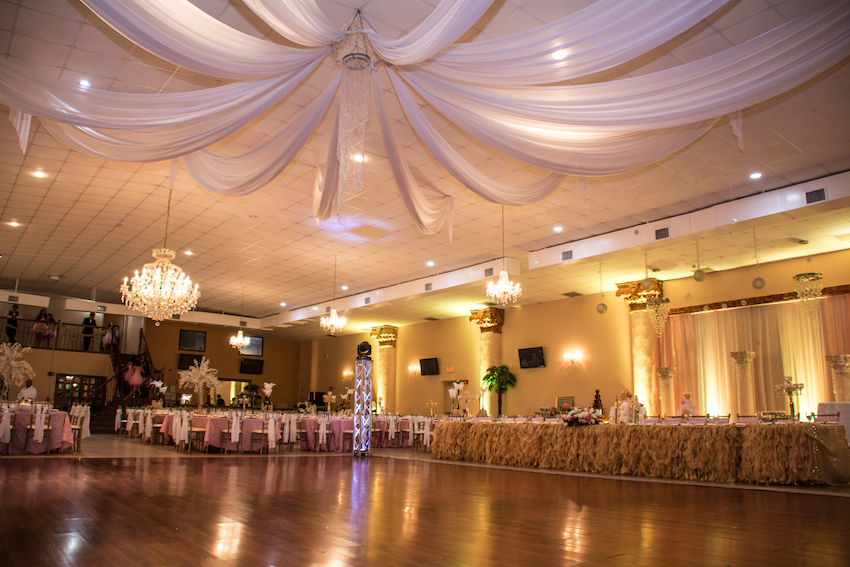 Reception Halls in Houston TX