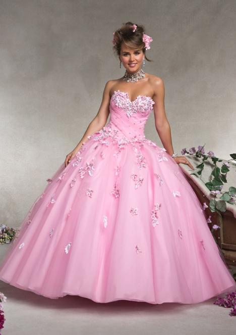Mori Lee 88073 pink