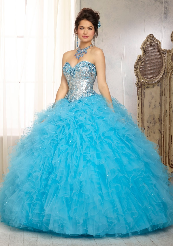 Mori Lee Quinceanera Dresses 88081