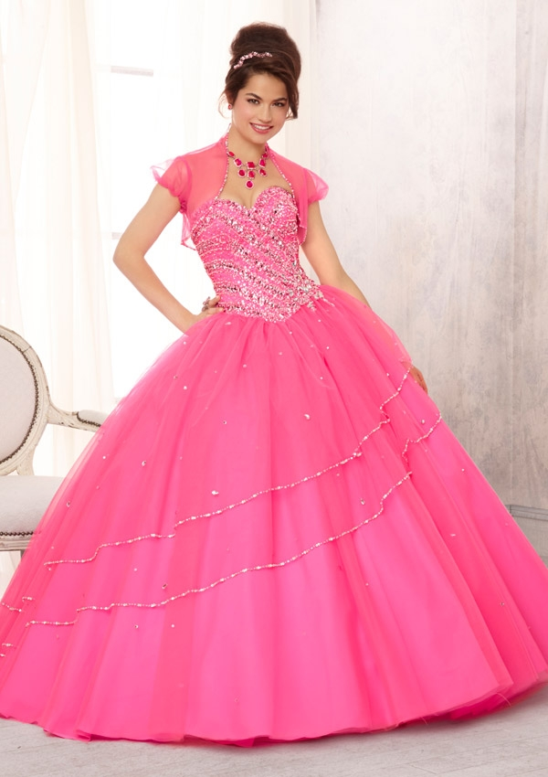 Mori Lee Quinceanera Dresses 88082