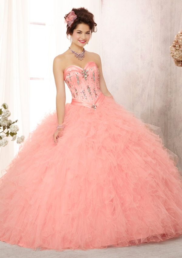 Mori Lee Quinceanera Dresses 88085