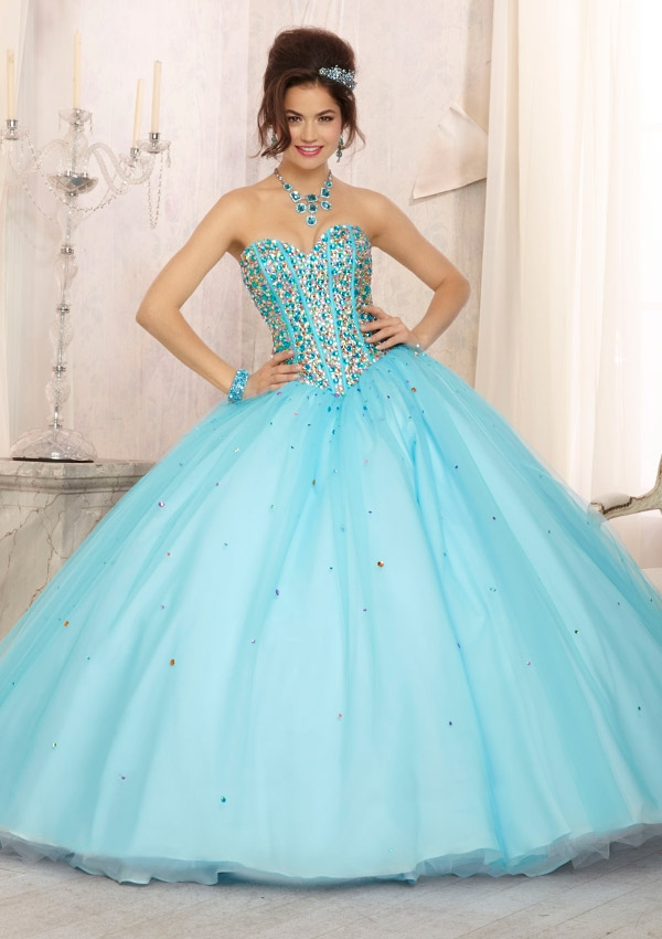 Mori Lee Quinceanera Dresses 88093