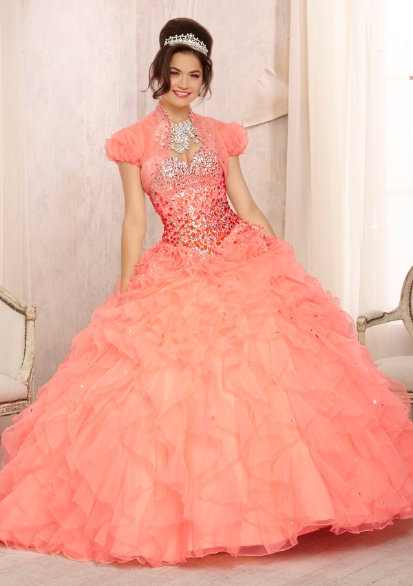 Mori Lee Quinceanera Dresses 88096