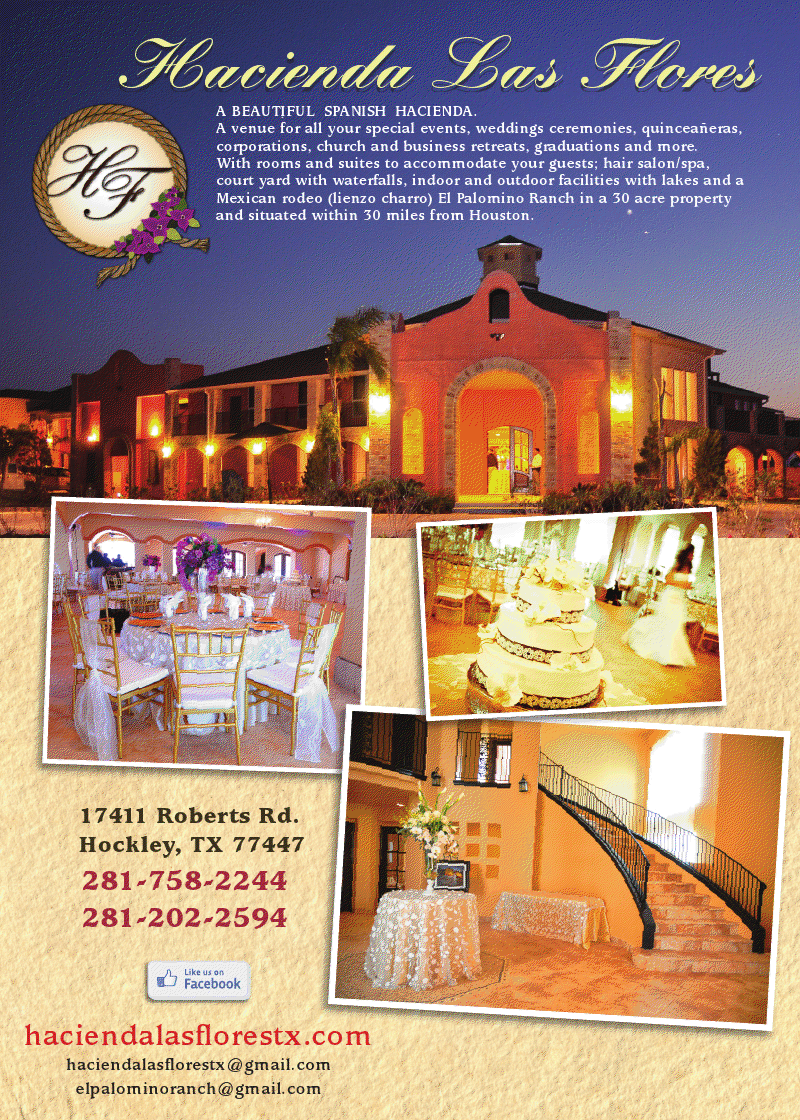 El Palomino Wedding Receptions