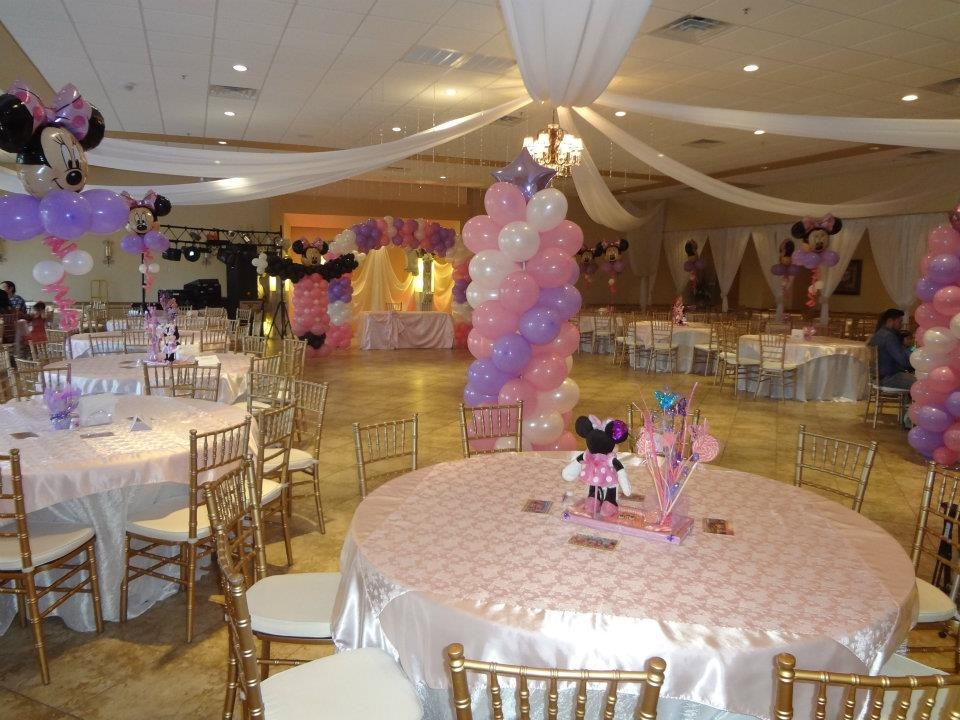 Party fiesta houston tx decoraciones para todos fiestas for Decoracion de salon xv
