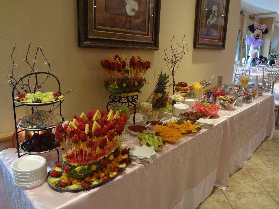 Party fiesta houston tx decoraciones para todos fiestas - Adornos de frutas para mesas ...