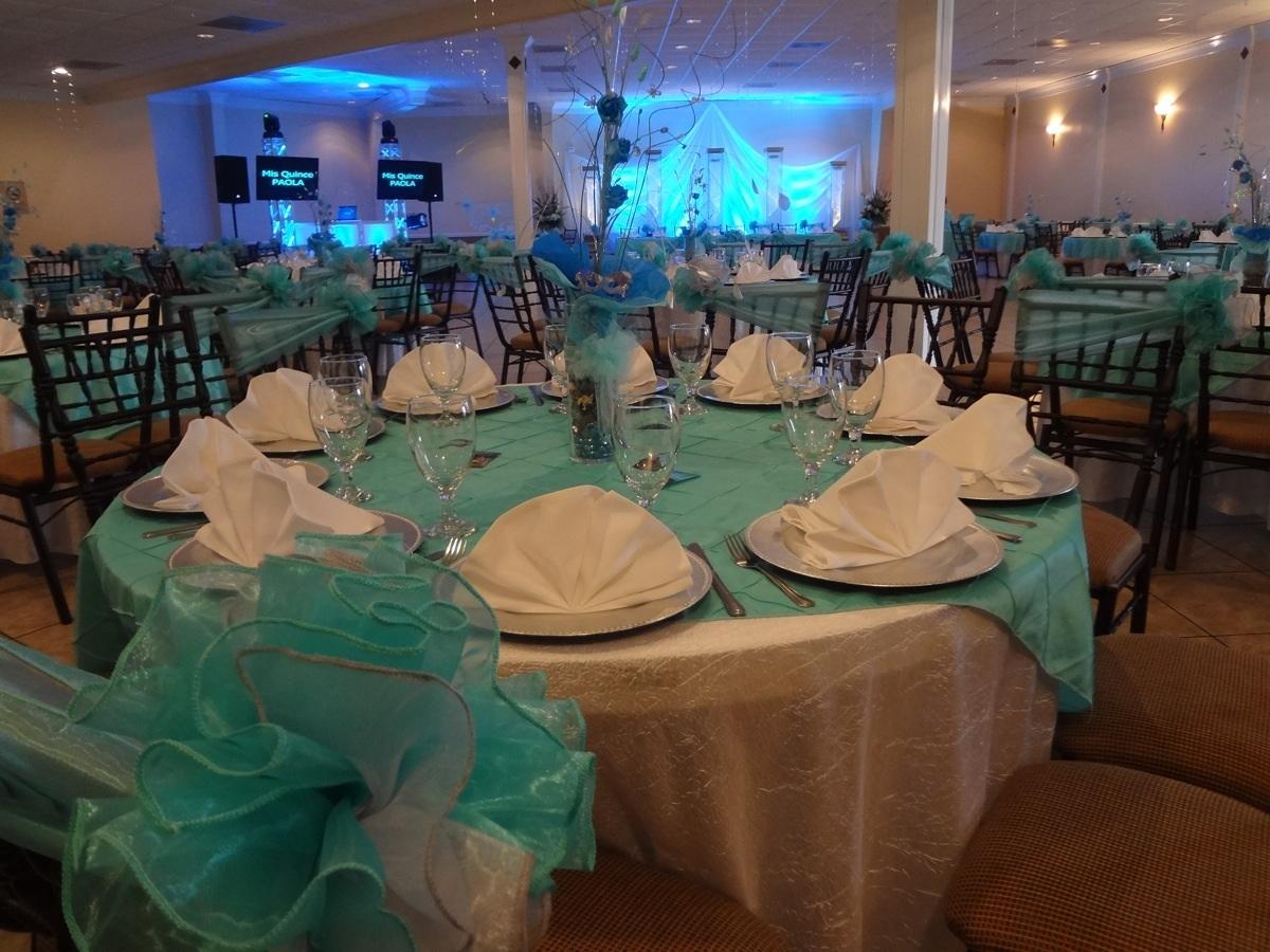Condesa vip banquet halls in houston my houston for Salones decorados para 15
