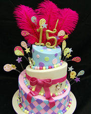 Quinceanera Cakes Houston TX
