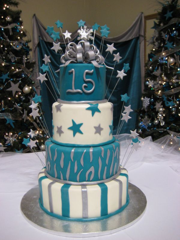 pasteles para quinceaneras Houston