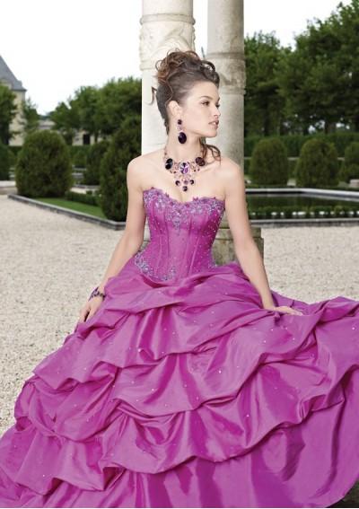 Purple Quinceanera Dresses In Houston