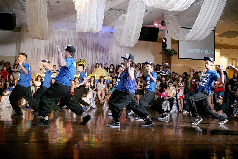 quinceanera choreography