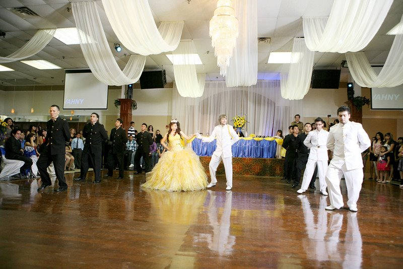Smoke Dance Quinceanera Choreography Houston