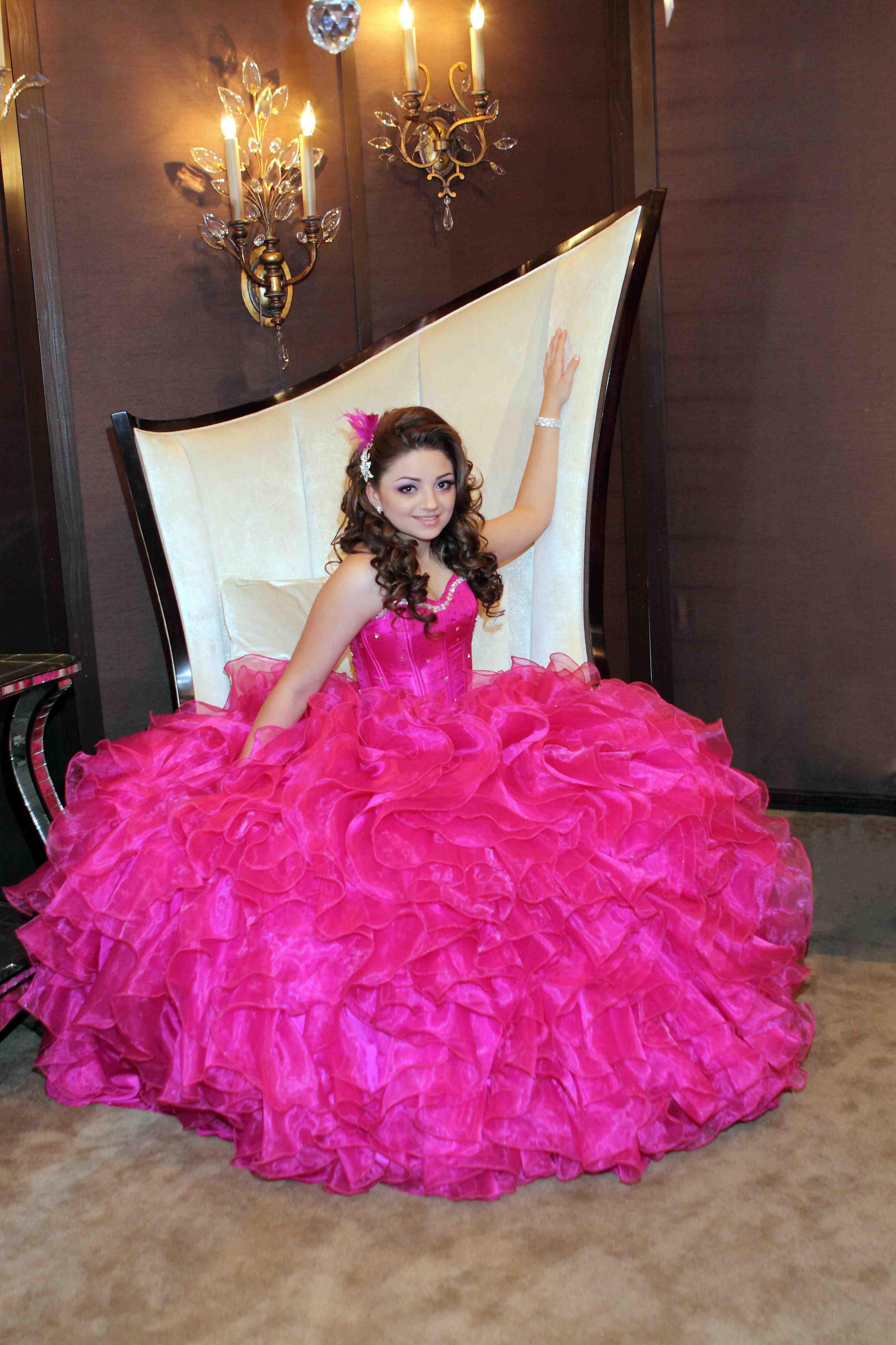 Tomas Benitez Fashion | Quinceanera Dresses in Dallas | My Dallas ...