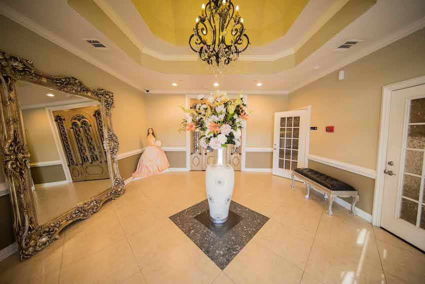hacienda bella terra reception hall