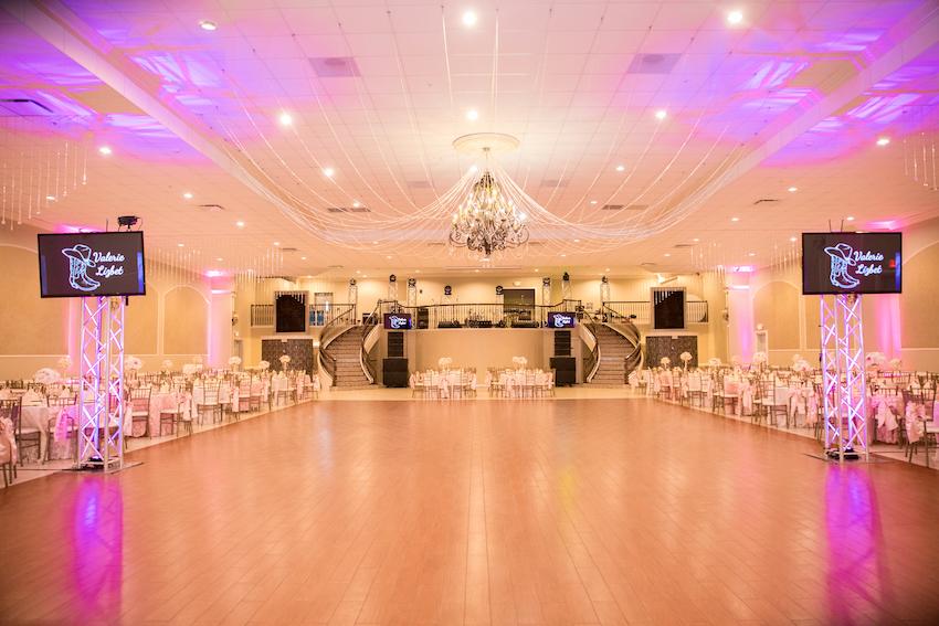 hacienda bella terra reception hall