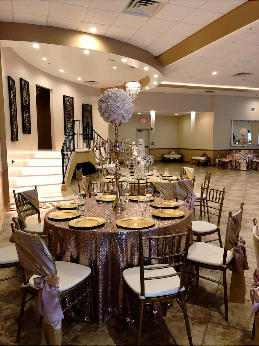alegria gardens reception hall at stacy