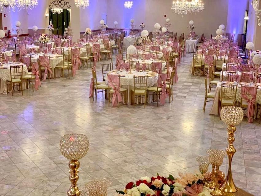 los candiles reception hall houston