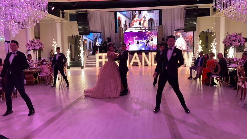 coreografia quality quinceanera choreographers