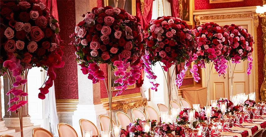 Floral Designers Houston | Quinceanera Flowers