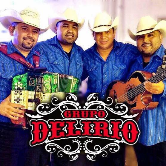 grupo delirio houston norteno