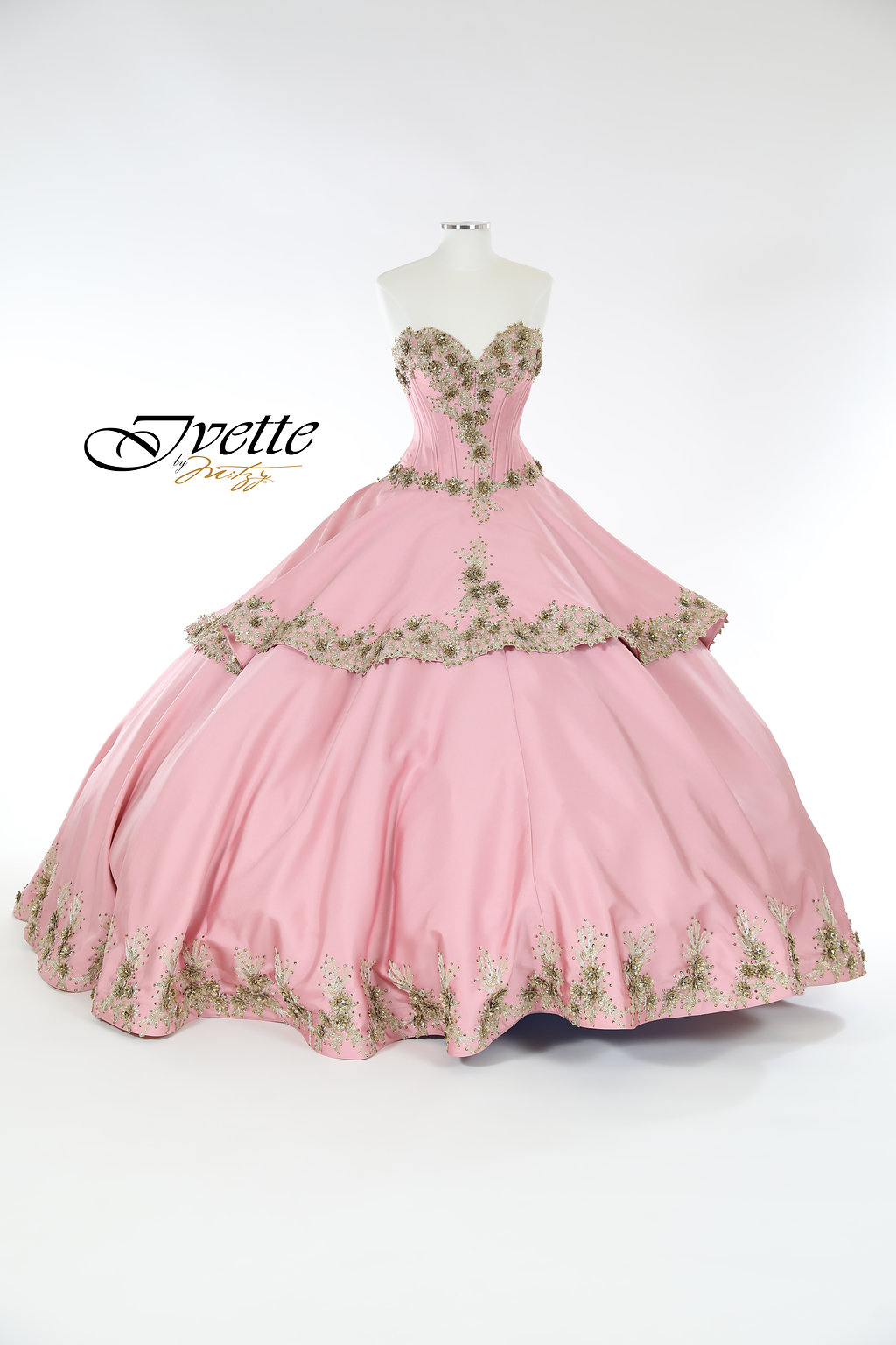 Ivette by Mitzy Quinceanera Dresses | Vestidos Charros XV