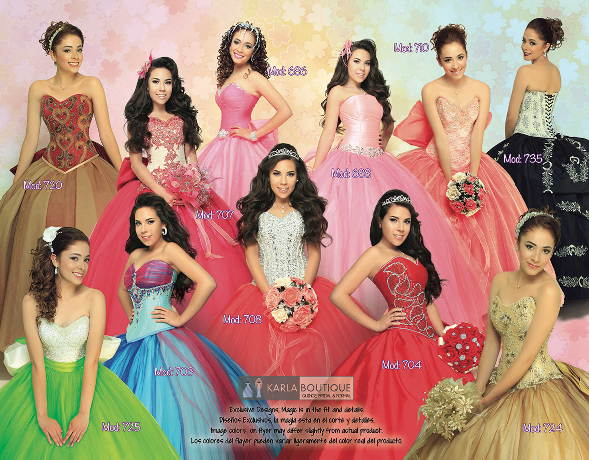 Karla Boutique | Quinceanera and Wedding Dresses Houston