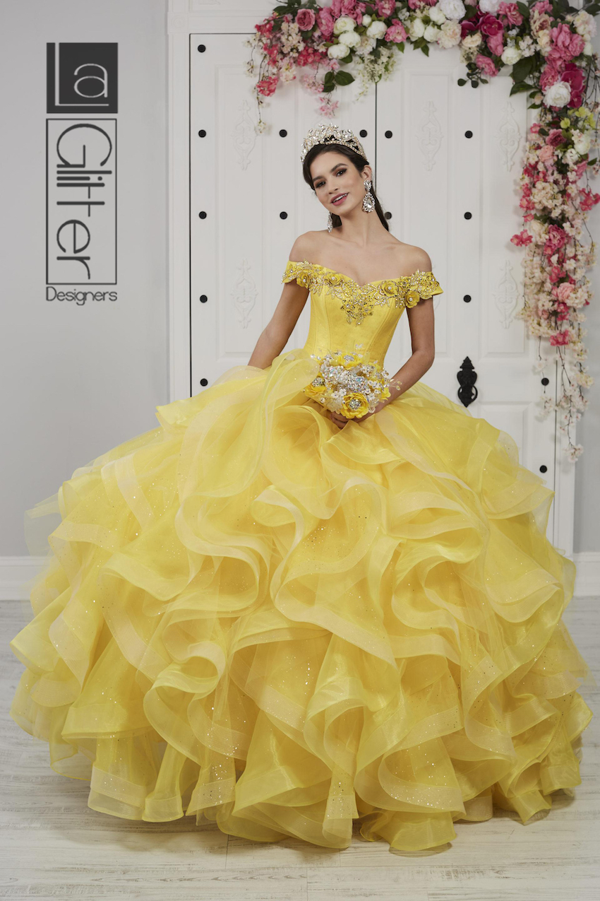 la glitter quinceanera dresses houston