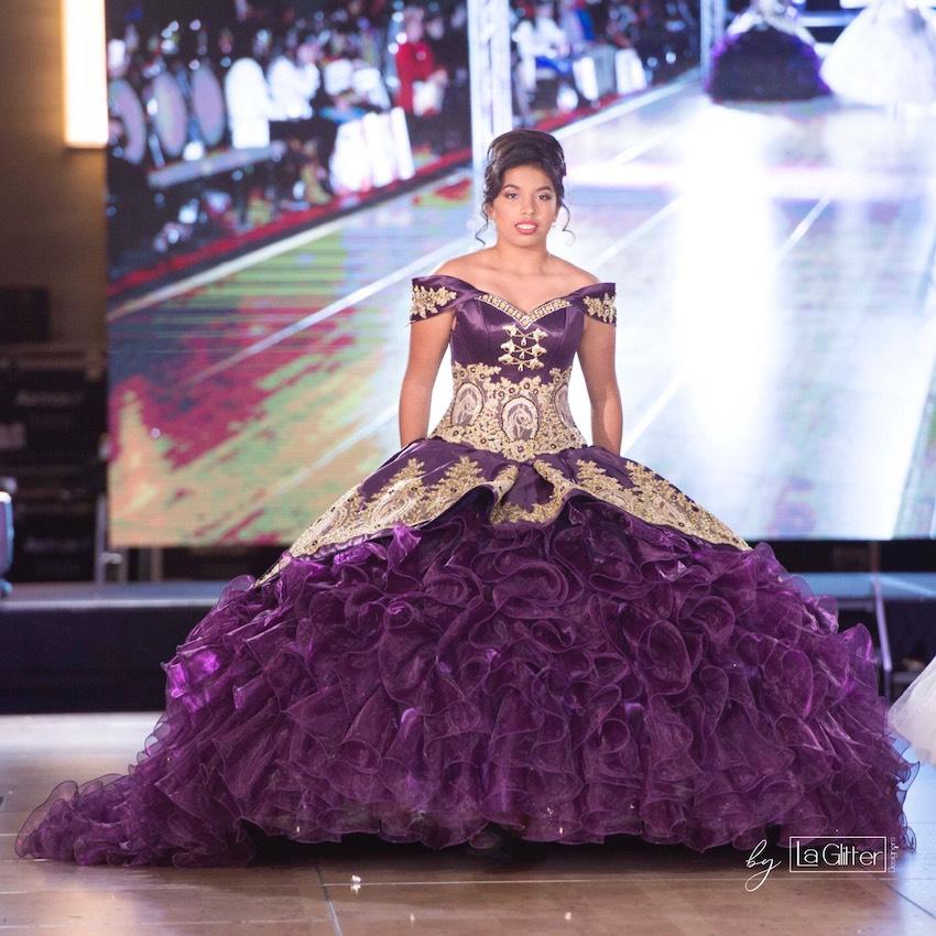 2020 la glitter quinceanera dresses