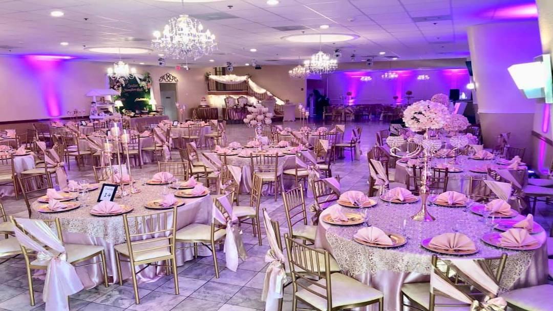 los candiles reception hall