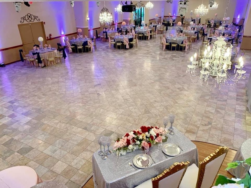 candiles reception hall katy tx