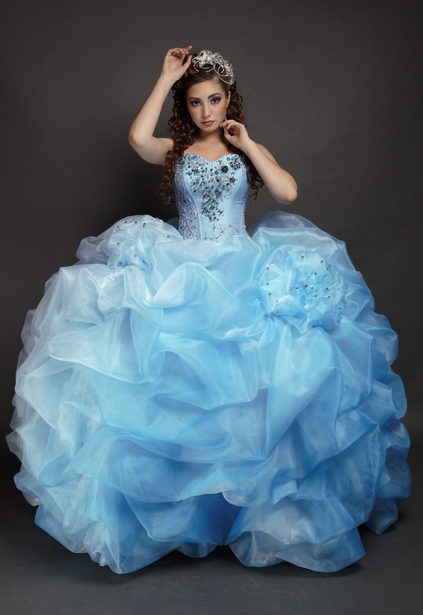luminescence quinceanera dresses