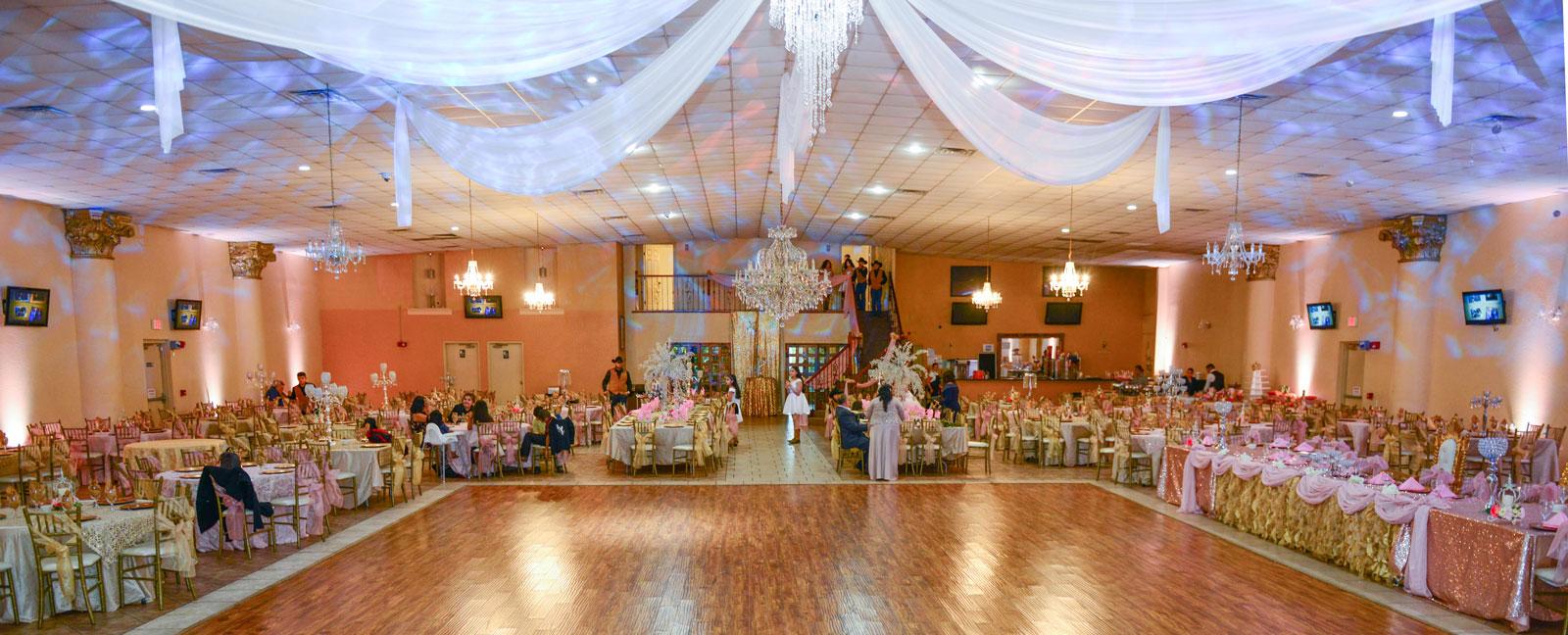memories reception hall