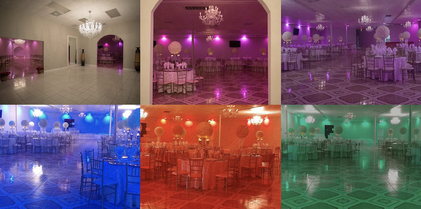 paradis event center houston