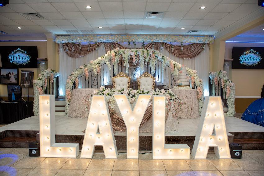 pedregal reception hall