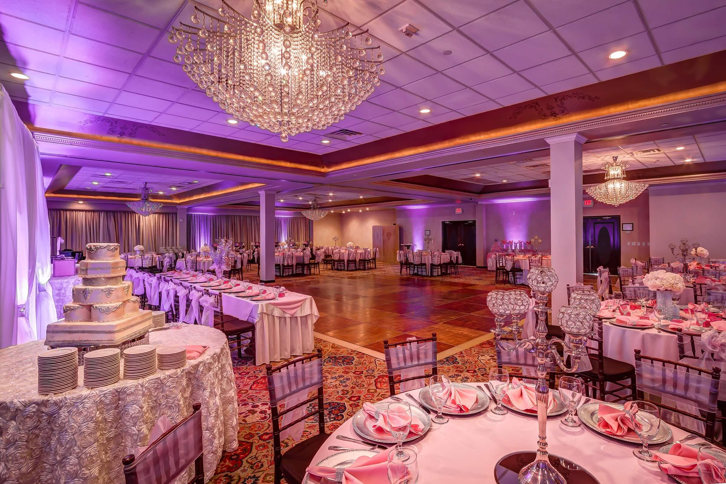 Small Elegant Hall In Hoiston Tx -  four elegant ballrooms banquet halls in houston accommodations for up to 550 guests packages tailored to your budget catering buffet seated dinner