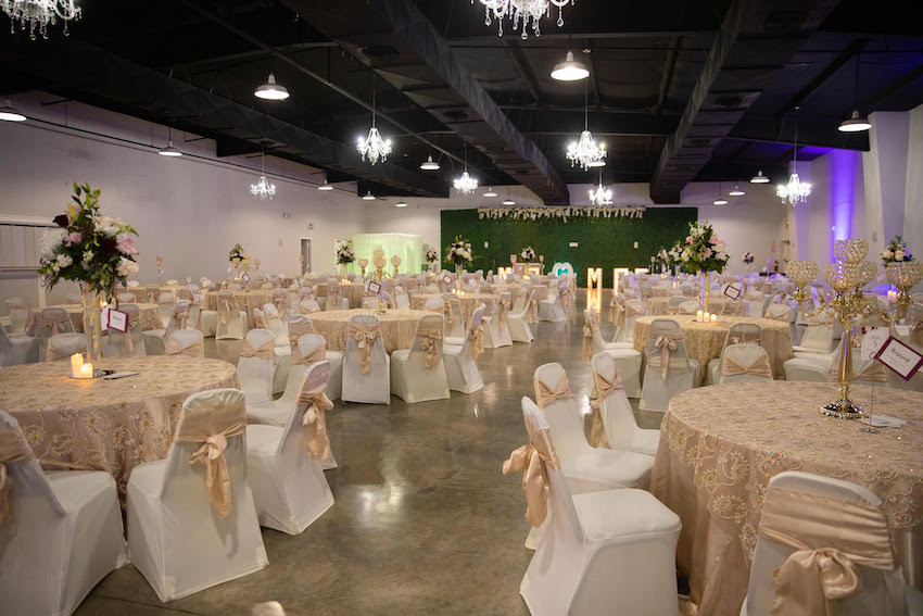 royal solaris reception hall