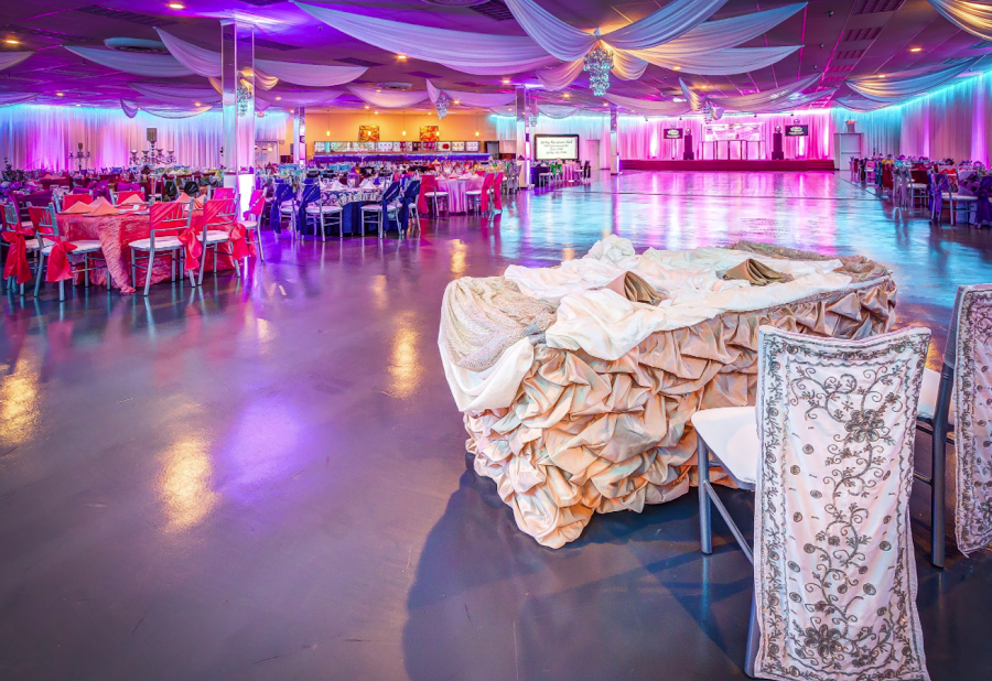 Spring reception hall wedding and quinceanera reception hall spring reception hall junglespirit Images