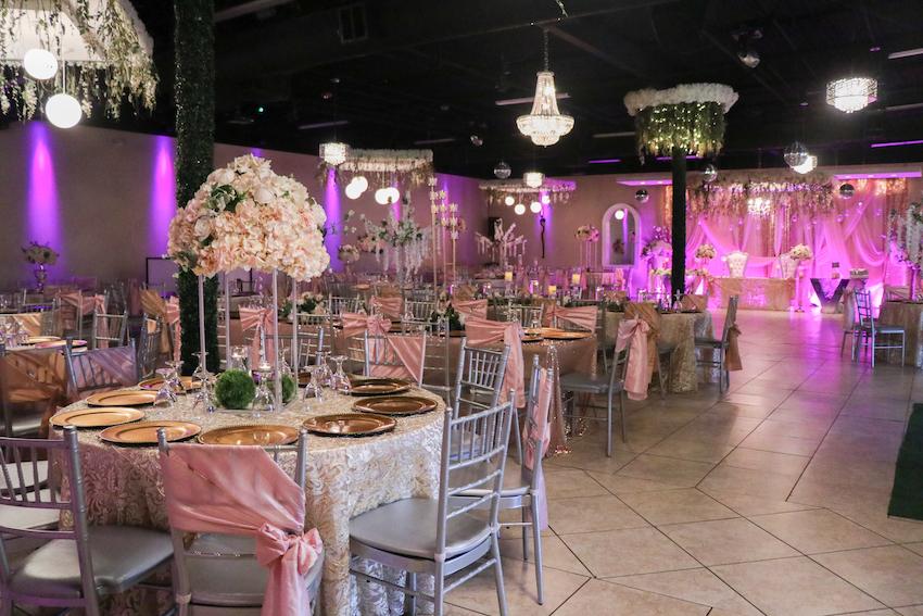 venezzia reception hall houston